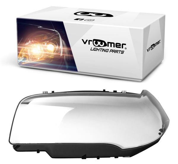 KLOSZ SZKŁO REFLEKTORA BMW X3E83 LEWY