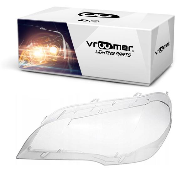 LEWY KLOSZ SZKŁO DO REFLEKTORA BMW X5E70